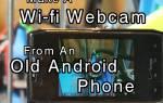 Как из телефона сделать веб камеру