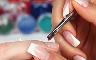Где сделать коррекцию ногтей