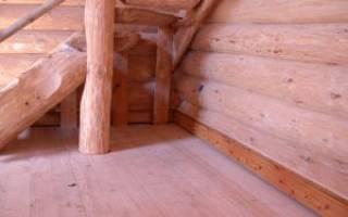 Как сделать деревянные полы в частном доме