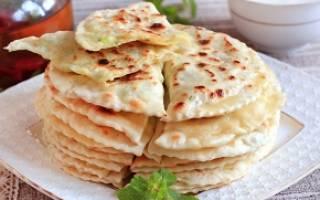Что можно сделать из адыгейского сыра