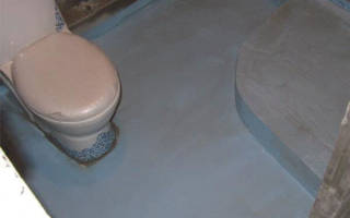 Как сделать гидроизоляцию деревянного пола в ванной