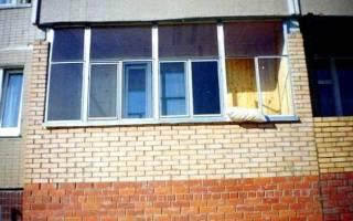 Как сделать балкон в доме