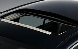 Сколько стоит сделать люк в крыше автомобиля