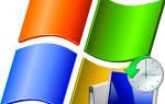 Как сделать восстановление системы на windows xp