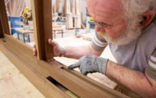 Как сделать деревянное окно своими руками чертежи