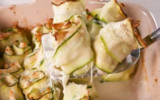 Как сделать кабачки в духовке с сыром