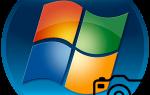 Сделать скриншот рабочего стола windows 7