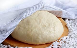 Как сделать дрожжевое тесто для пирожков