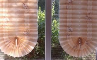 Жалюзи на пластиковые окна своими руками сделать