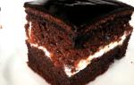 Как сделать бисквитный торт