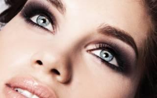 Как сделать блеск в глазах