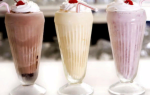 Как сделать густой коктейль с мороженым