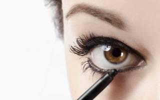 Как правильно сделать подводку глаз карандашом