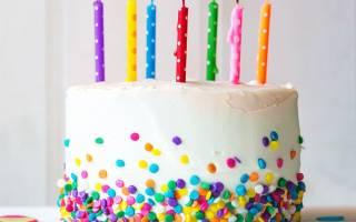 Как сделать большой торт