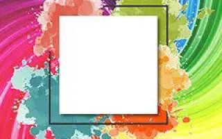Сделать траурную рамку на фото онлайн бесплатно