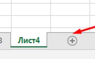Как в excel сделать таблицу формата а4