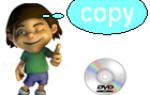 Как сделать из dvd диска cd