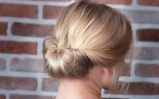 Как сделать длинные волосы за 5 минут