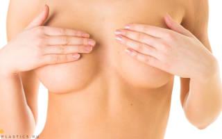 Как сделать грудь упругой дома