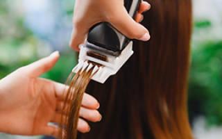 Где сделать полировку волос