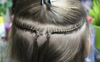 Сделать голливудское наращивание волос