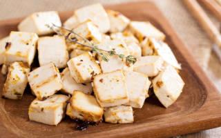 Сыр тофу из чего сделан