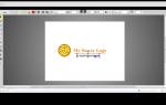 В какой программе сделать логотип