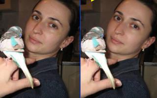 Как сделать гладкую кожу в фотошопе