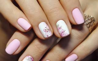 Какой сделать маникюр на коротких ногтях