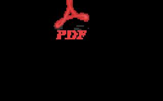 Как из файла pdf сделать word