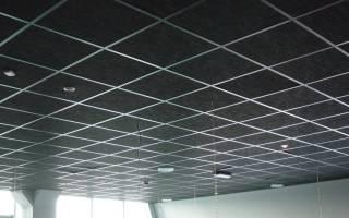 Сколько стоит сделать подвесной потолок