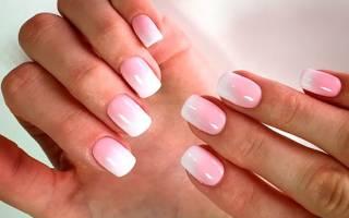 Как сделать градиент на ногтях гель лаком
