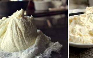 Сделать сыр из йогурта шарики