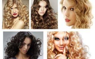 Как сделать волосы как после химии