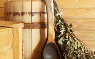 Как сделать веник для бани