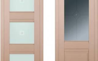 Из чего сделаны двери профиль дорс