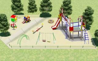 Куда написать чтобы сделали детскую площадку