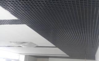 Какой потолок сделать в магазине