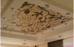 Как самому сделать натяжной потолок без нагрева