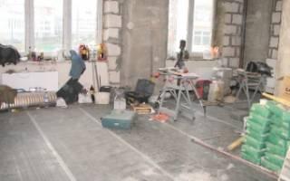 Сделать капитальный ремонт квартиры