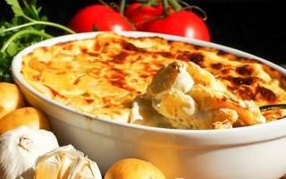 Что можно сделать из картошки и сыра