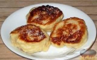 Как сделать дрожжевое тесто на оладьи