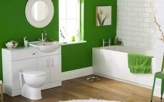 Сделать ремонт в ванной и туалете
