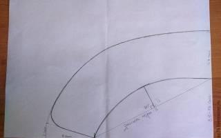 Как сделать воротничок на школьную форму