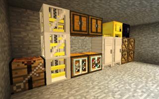 Как в майнкрафте сделать холодильник без модов