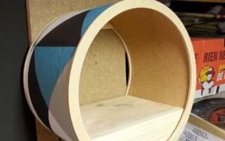Что можно сделать из картонных труб